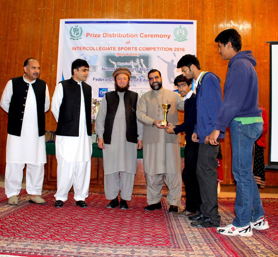 Prize Distribution Ceremony